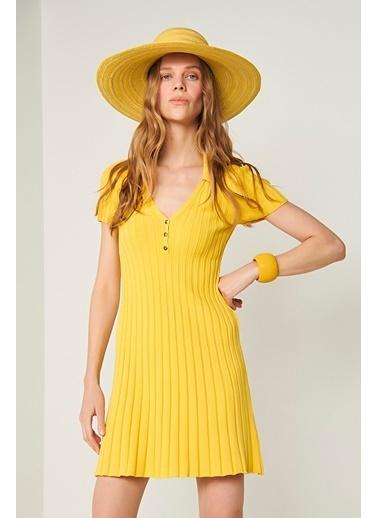Join Us Elbise Sarı